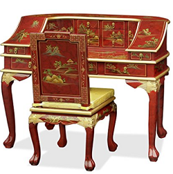 Chinoiserie Style Desk
