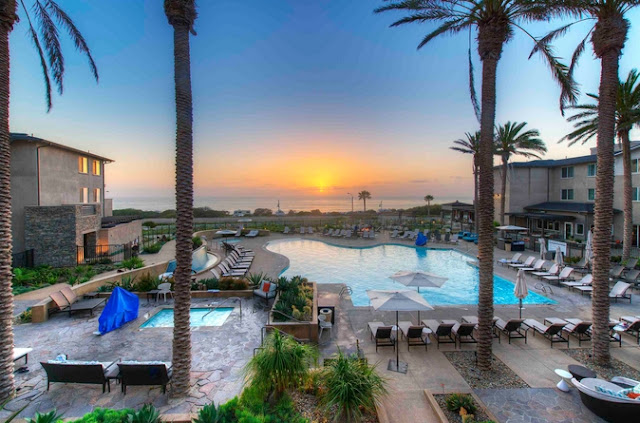 Best San Diego Hotels On The Beach From Luxury To Budget - Cape Rey Carlsbad, A Hilton Resort