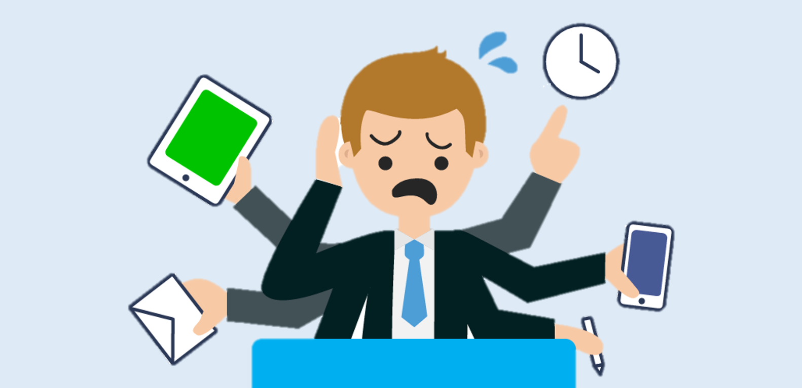 4個減少訊息推播干擾的方法,提升你的專注力與決策力!