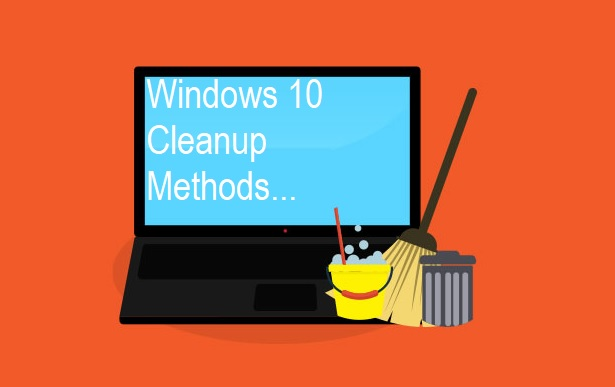 Windows 10 Cleanup Methods