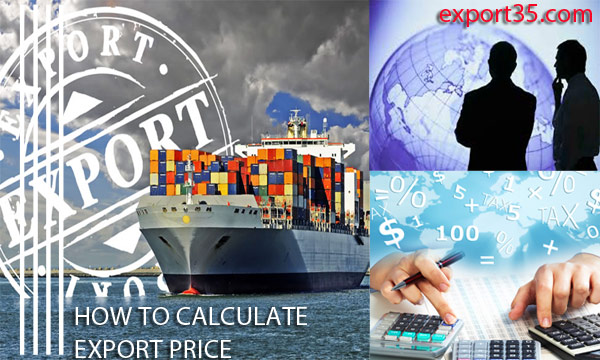 export import database: HOW TO CALCULATE EXPORT PRICE