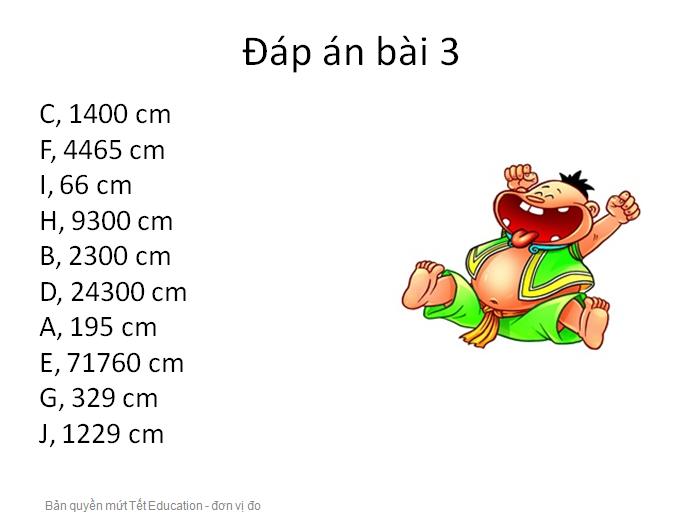 Bài tập đổi đơn vị đo độ dài - Toán lớp 5(10)