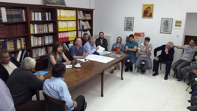 Συνάντηση στο Σούλι για τις αδειοδοτήσεις σταυλικών εγκαταστάσεων