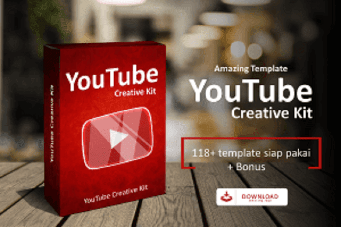 YouTube Creative Kit Template