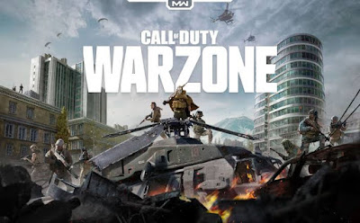 Call of Duty: Warzone Official Announcement