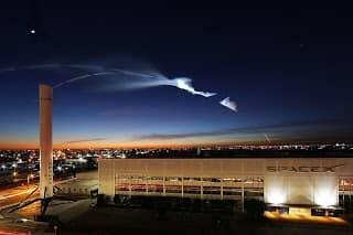 Space X | Image Source : Wikipedia