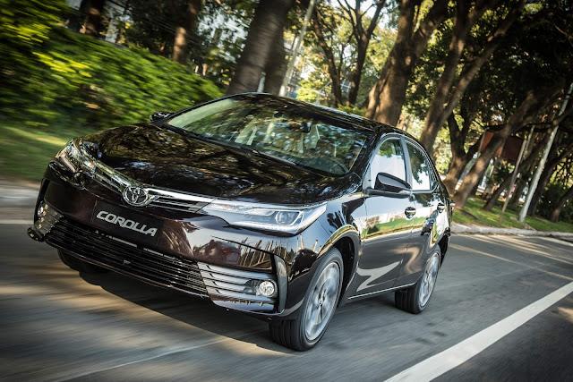 Toyota Corllla Altis