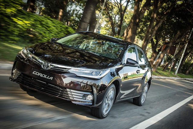Toyota Corolla 2019 ganha outro aumento de preços