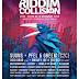 Riddim Collision #18 : du 06 au 19 novembre 2016 à Lyon (présentation)