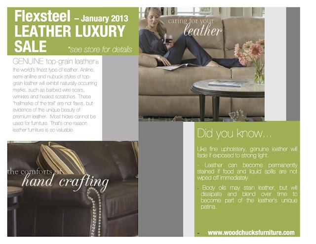Miraculous Woodchucks Fine Furniture And Decor January Flexsteel Sale Ibusinesslaw Wood Chair Design Ideas Ibusinesslaworg