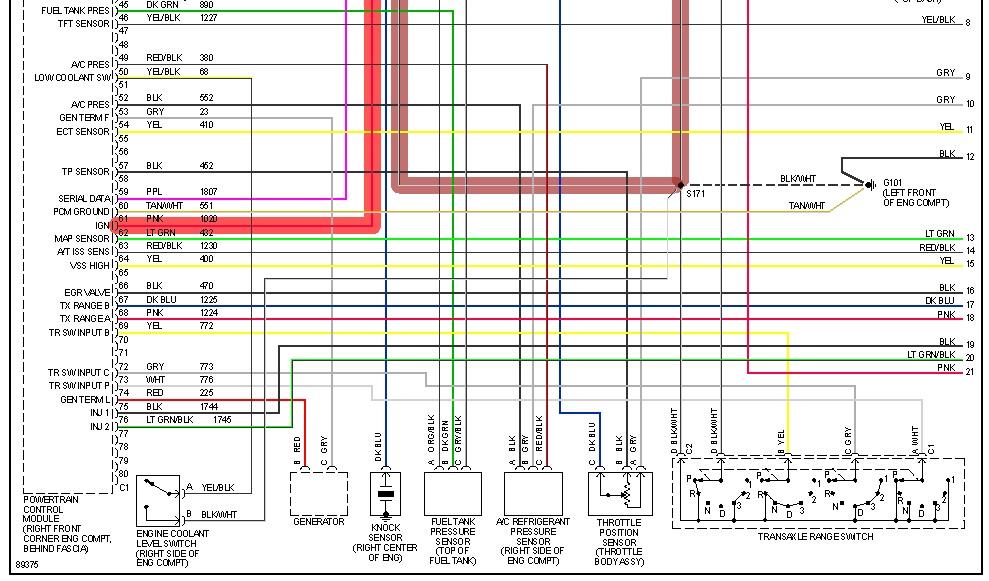 1998 Cavalier Fuse Diagram car block wiring diagram