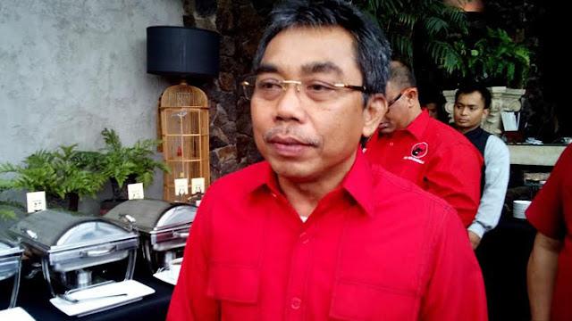 PDIP Tantang PSI Ungkap Dalang Politik Uang Pemilihan Wagub DKI