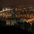 korea travelpost: Wide Busan As 'Korea's Manhattan,' Centum City leads the way