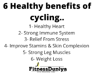 health benefits of cycling,cycling for healthy life
