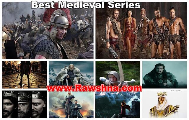 شاهد 10 أفضل مسلسلات العصور الوسطى على الإطلاق  شاهد قائمة أفضل مسلسلات العصور الوسطى في العالم Best Medieval Series