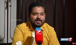 Actor Sakthi Vasu on his role in Raghava Lawrence's Shivalinga   News7 Tamil