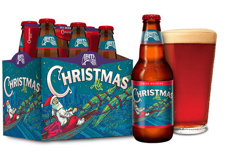 The Wine and Cheese Place: Abita Christmas Ale