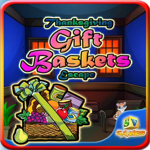 SiviGames Thanksgiving Gift Baskets Escape