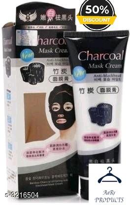 Charcoal Mask  50% off