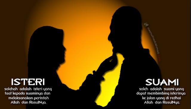 12 Adab Berhadapan Dengan Suami