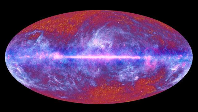 Físicos explican qué les hace creer que otro universo 'espejo' se esconde en el espacio-tiempo