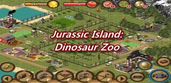 Jurassic Island: Dinosaur Zoo Apk