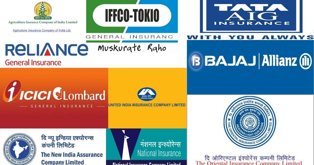 List Of General Insurance Companies In India In 2019 - Mohan