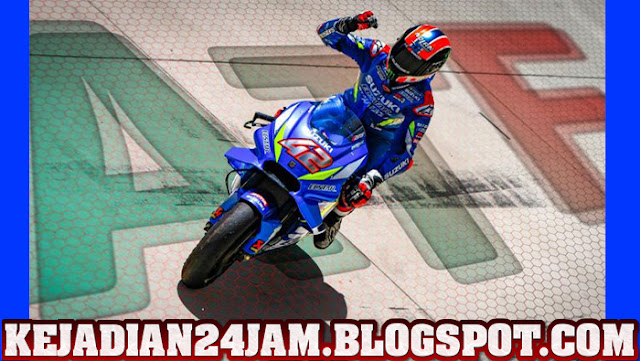 Alex Rins Dan Suzuki Bakal Lebih Baik Lagi Di MotoGP