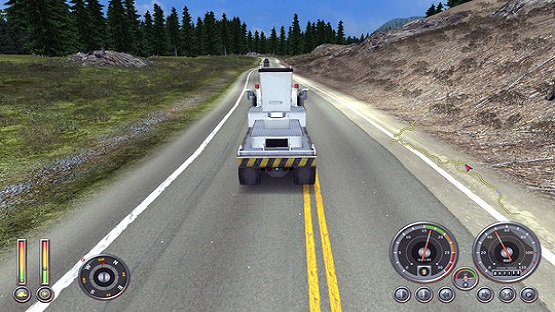18 Wheels of Steel Extreme Trucker 2 Free Download Pc Game
