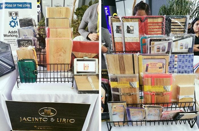 Jacinto and Lirio travel journals