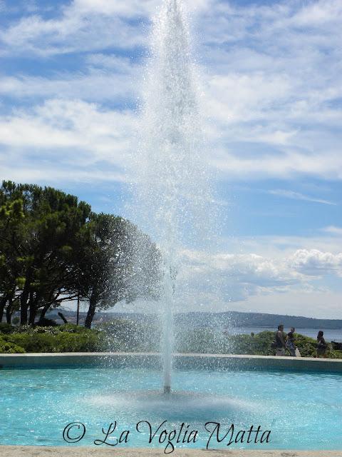 Riviera di Bàrcola a Trieste