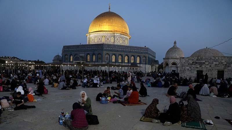 Fakta-fakta Masjid Al Aqsa yang Disebut Trump Masjid Al Aqua