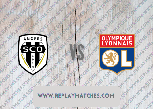 Angers vs Lyon -Highlights 15 August 2021