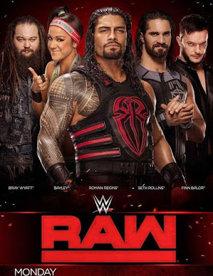 WWE Monday Night RAW 22 Febuary 2021 720p | 480p WEBRip 1Gb | 500Mb x264