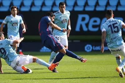 ملخص واهداف مباراة اتلتيكو مدريد وسيلتا فيجو (2-0) الدوري الاسباني