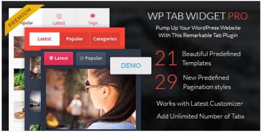 Plugin WP Tab Widget Terbaik Untuk Wordpress