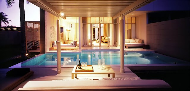 What's inside 5 expensive hotels in Thailand
