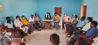 सुइथाकला ग्राम पंचायत की बैठक सम्पन्न    #NayaSaberaNetwork