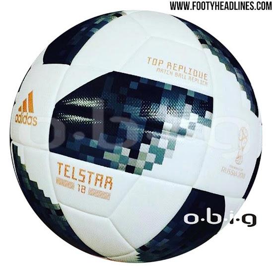 Adidas Telstar 18 Wm Fussball Geleakt Nur Fussball