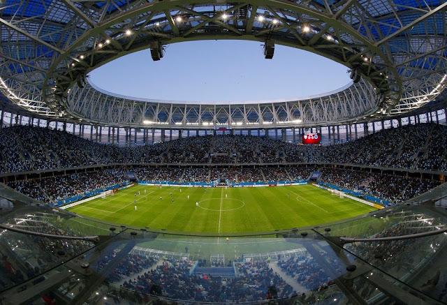 poze cu stadioane din rusia 2018