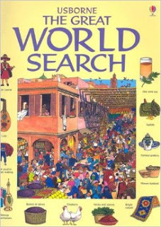 Usborne editions, great world search