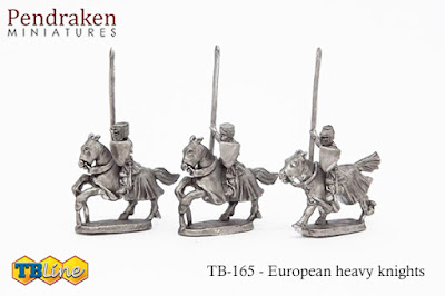 TB-4165   European Heavy Knights (15)
