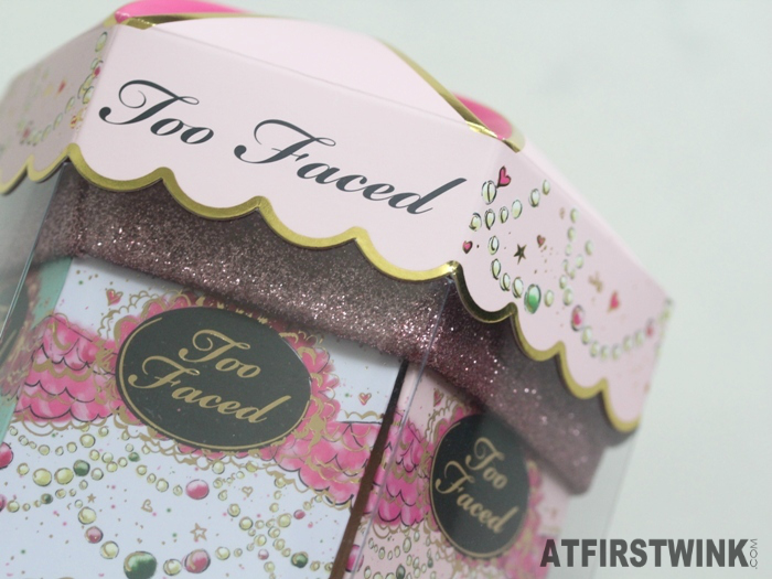 Too Faced La Belle Carousel top