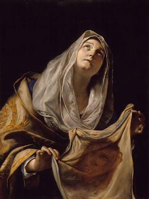 Imagem de Santa Verônica, pintura, #1