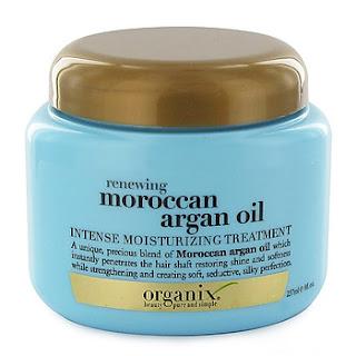 Organix Moroccan Argan Oil Review Natural Hair