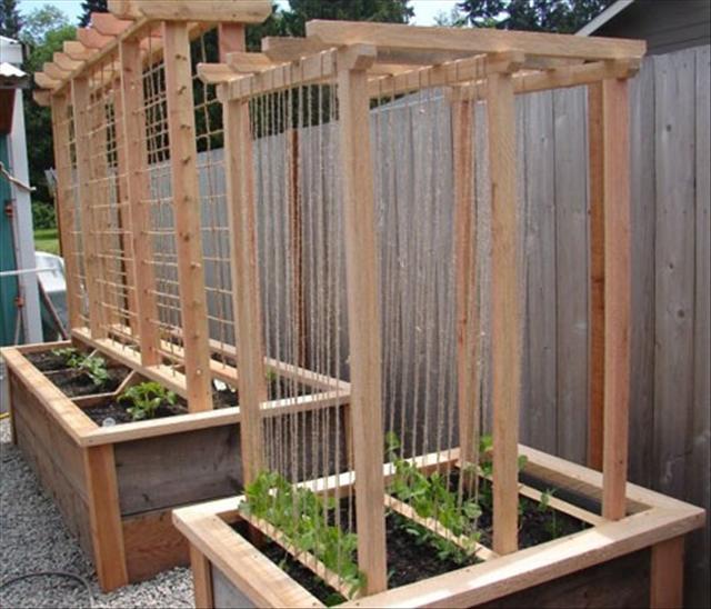 19 Do It Yourself Garden Ideas (19 Pics)