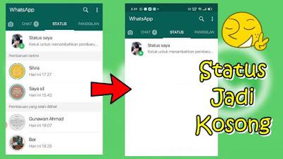 Cara Menghapus Status Story Orang Lain Di Whatsapp