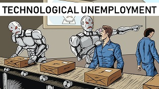 Technological Unemployment ppt pdf 2018