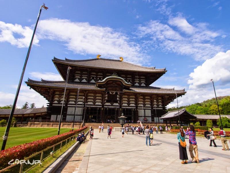 Nara, Todaiji