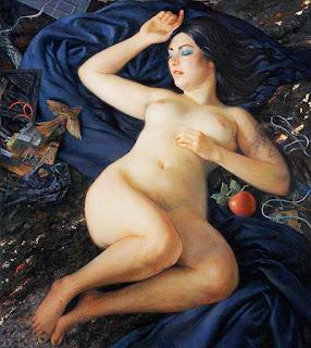 Desnudos Mujeres Voluptuosas Pinturas Americanas